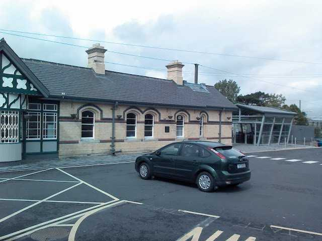 I live in this area - Malahide, Dublin, photo 13 - Malahide Train Station