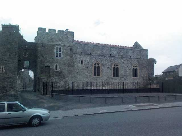 Swords Castle, Swords, Ireland - pic-1