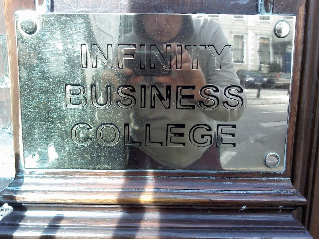 Infinity Business College, Dublin, Ireland.