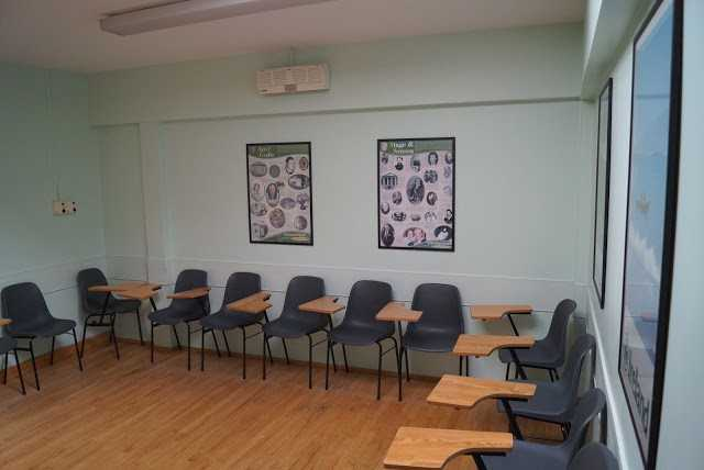 Inside of ICE College in Ireland- photo 12.