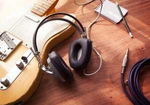 Learn English by using music.
