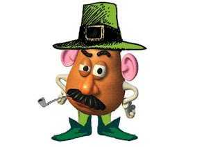 ireland national Potato Day