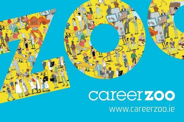 Career Zoo - 2013: Ярмарок вакансий в Дублине, Ирландия.