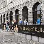 Trinity College, Dublin, Ireland and Books of Celts