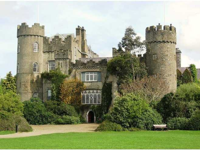 Photo of Malahide Castle, Ireland