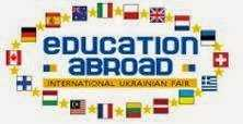 education abroad exhibition kiev 13-15 of November 2014