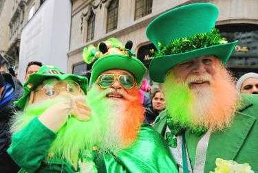Meeting in Dublin - Complete Guide to celebrate St. Patrick's Day in Ireland.