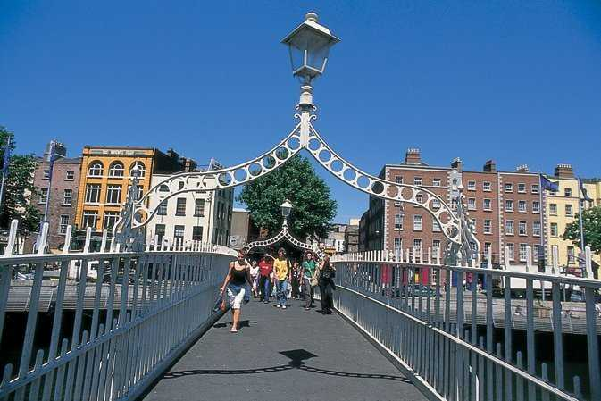 ECM College - Summer is coming in Dublin, Ireland, 2015!
