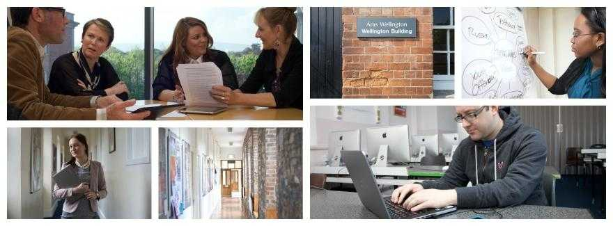 GCD - Full and Part Time Postgraduate Courses Now Enrolling - 2015