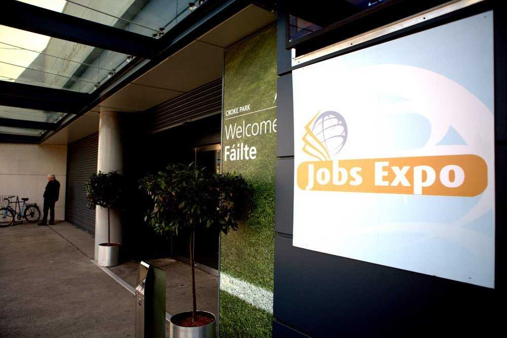 Jobs Expo 2015 Ireland