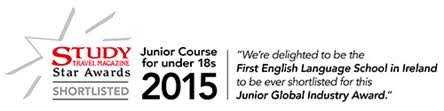 Star Awards Shortlisted -Junior Course 2015