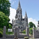 Saint Fin Barre's Cathedral in Cork in Ireland