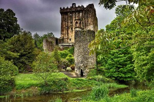 Blarney Castle, Ireland.