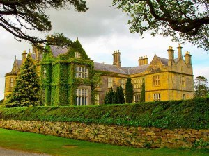 Muckross House in Killarney, Ireland.