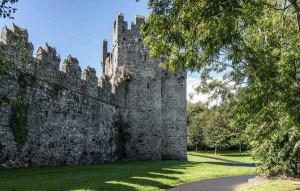 Swords Castle Ireland