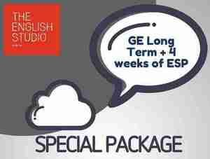 Special Package from The English Studio Dublin - ECM College